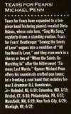 7) 1989 Tour