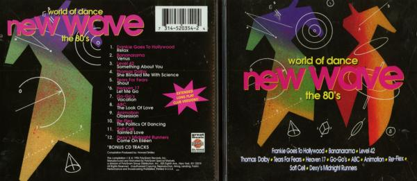 New Wave- World Of Dance The 80's