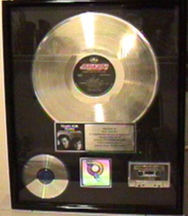 Our Record Award