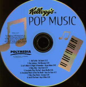 Kellogg's Pop Music