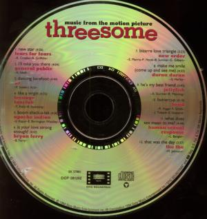 Threesome soundtrack
