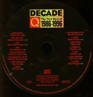 Q Music Sampler