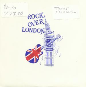 Rock Over London